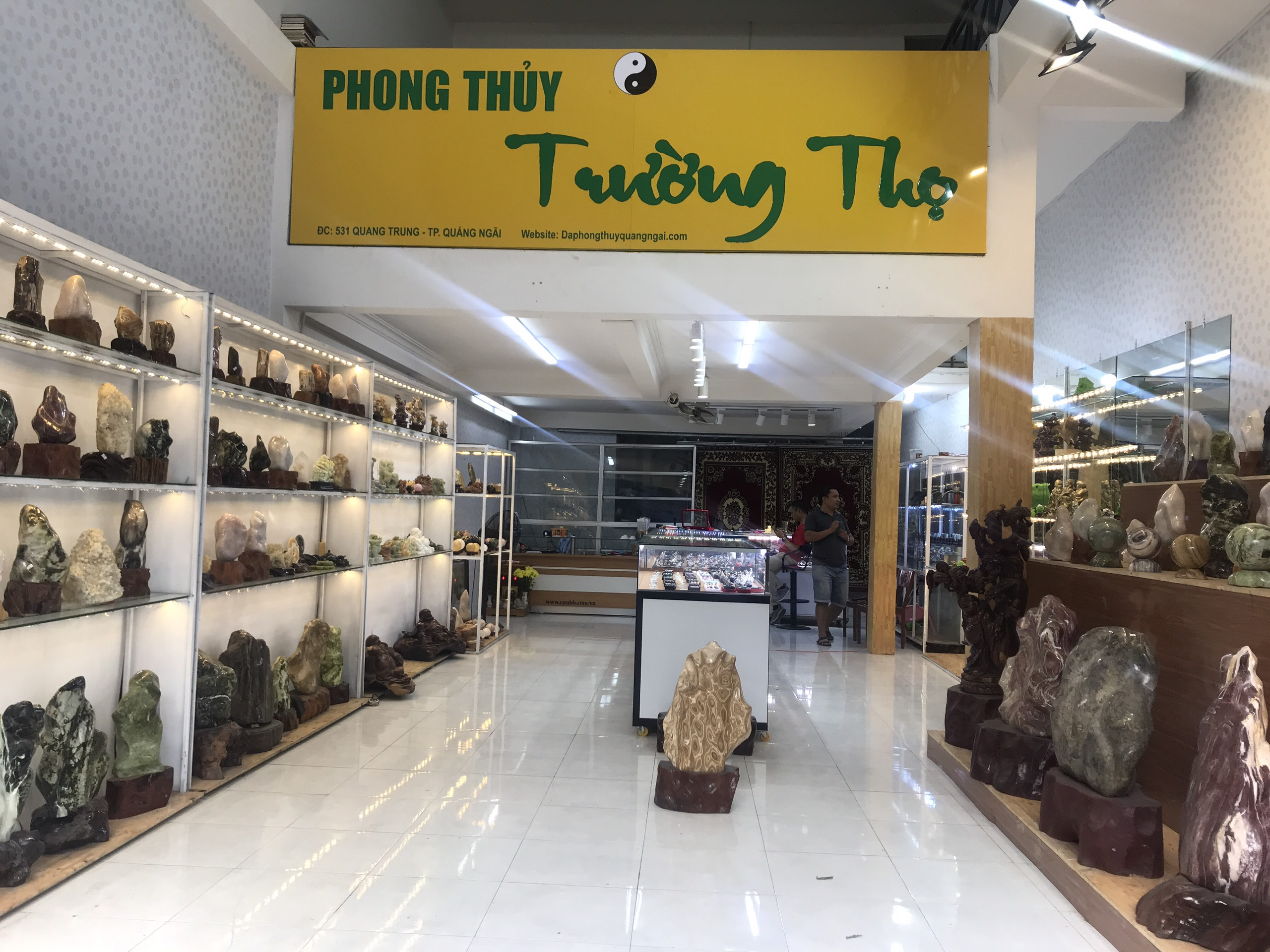 Cửa hàng Phong Thủy Trường Thọ